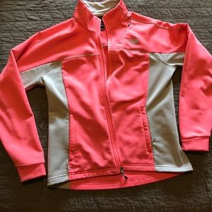 Women's North Face jacket size large